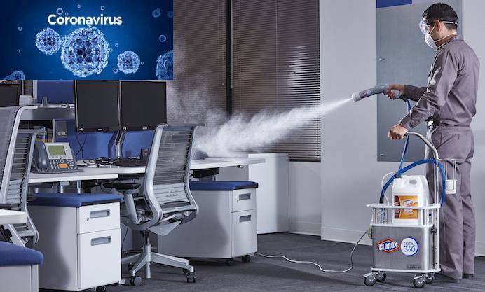 Corona-virus NYC disinfection services