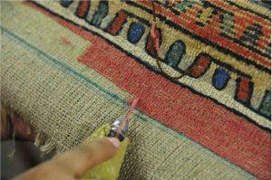 Carpet color restoration NYC